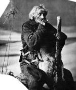 vieux trappeur
