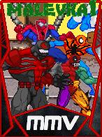 Marvel Vs. DC Sprite Database 911-55