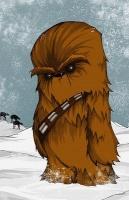 Serious Wookiee