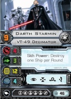 Darth Starmin