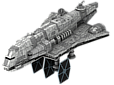 Zwei Tie-Striker Versionen in Rogue One? 2504585741