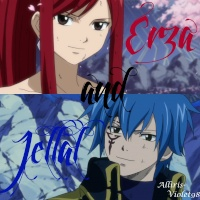 Erza X Jellal