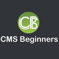CMS Beginners