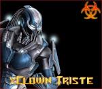 xClown Triste