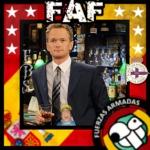 FAF Barney Stinson