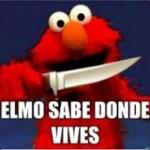 Dark Elmo