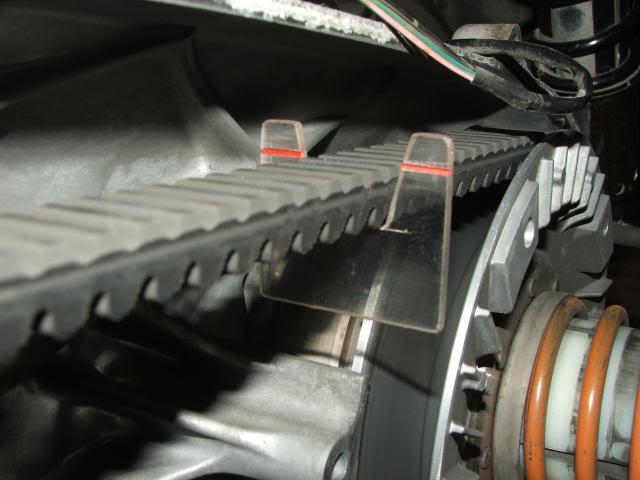 Drive Belt measurement Driveb11