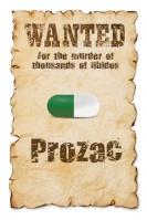 Prozac Pain Killer