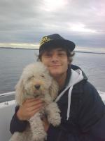 Nono et son pti chien