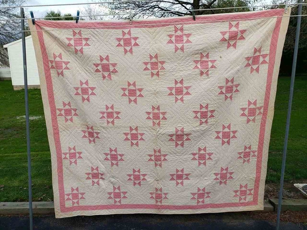 Grandma, will you make me a quilt?