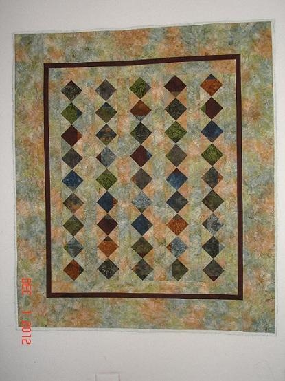 Woodbury PrairieCare Quilt