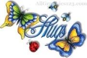 butterflyhug
