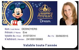 passeport - Tout savoir sur les Passeports Annuels pour Disneyland Paris Pass-d10