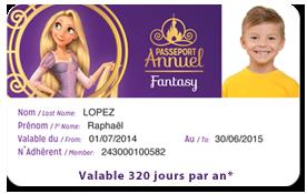 passeport - Tout savoir sur les Passeports Annuels pour Disneyland Paris Pass-f10