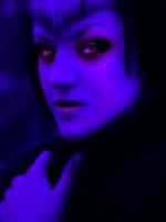 Фиолетово-Черный