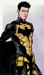 Timothy Drake / Batman