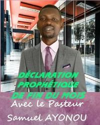 Pasteur Samuel AYONOU