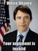 :White Obama: