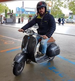 Amigos & Vespas Barcelona - Vespa BCN - Vespa barcelona - scooter club 78-75