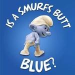 Butt Smurf