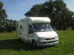 camping-car Adria 30-60