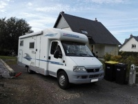 camping-car Adria 625-46