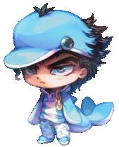 Dolphin-kun