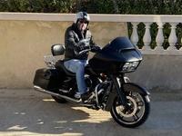 Pascal free and biker