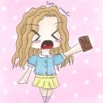 Doll au chocolat