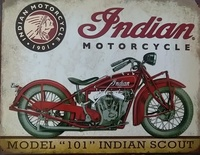 Indian Scout 1919 - 1953 1165-43