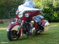 FORUM INDIAN REVIVAL - 100% INDIAN MOTORCYCLE 1756-41