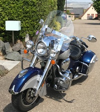 FORUM INDIAN REVIVAL - 100% INDIAN MOTORCYCLE 73-54