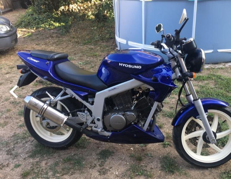 COMET GT 125 de Ted18000