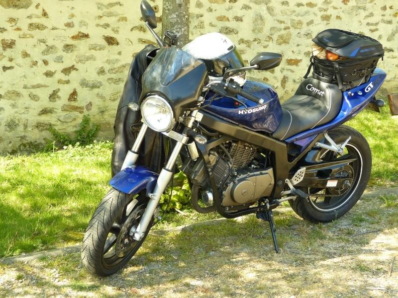 COMET GT 125 de zackes