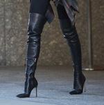 Foro gratis : Boots Overknee high heels 1-34