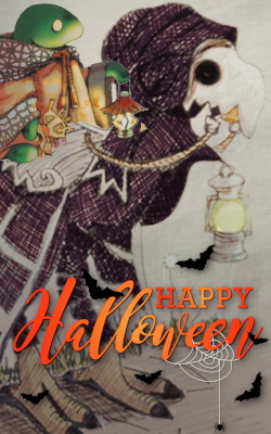 Evènement saisonnier : Avatars d'halloween ! 8-9