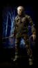 OCT 31 1977 Custom Neca Jason Voorhees The New Blood Figure.