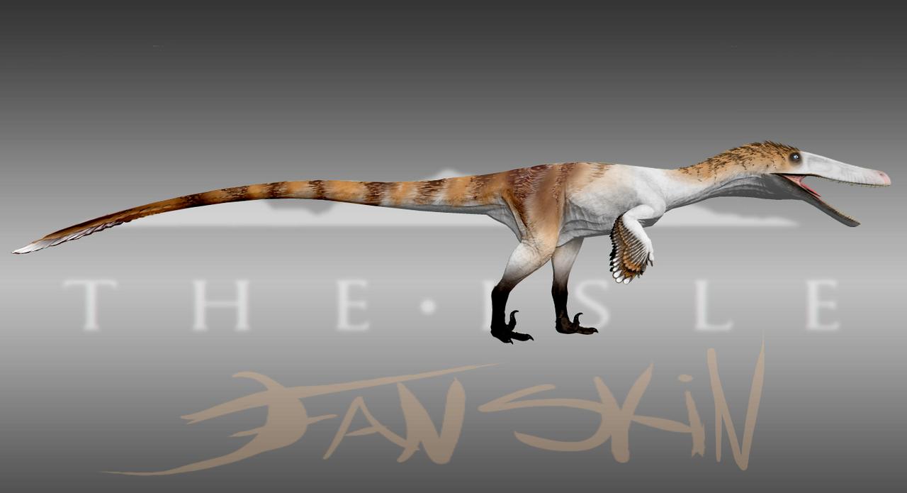 Rune's Raptorsona Austroraptor Skin