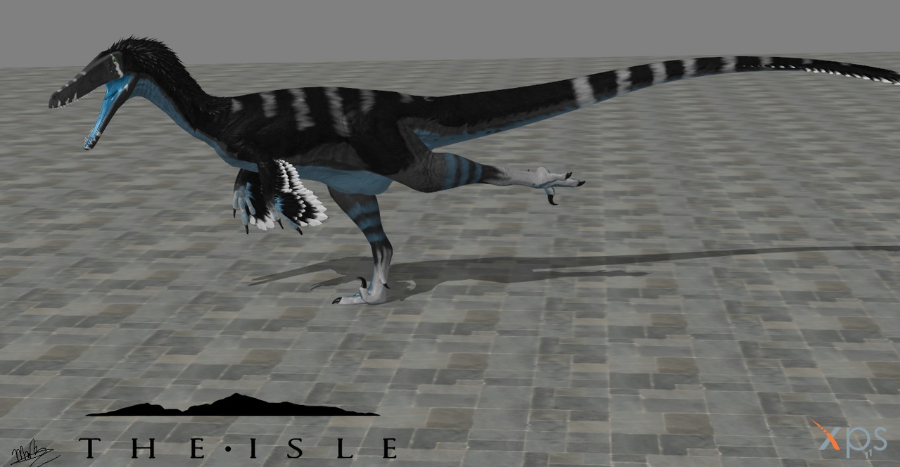 NightWalker Austroraptor Skin