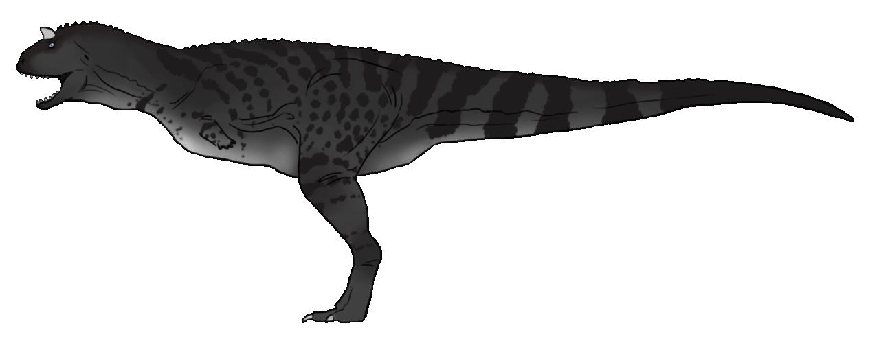 Ash Cat Carnosaurus Skin