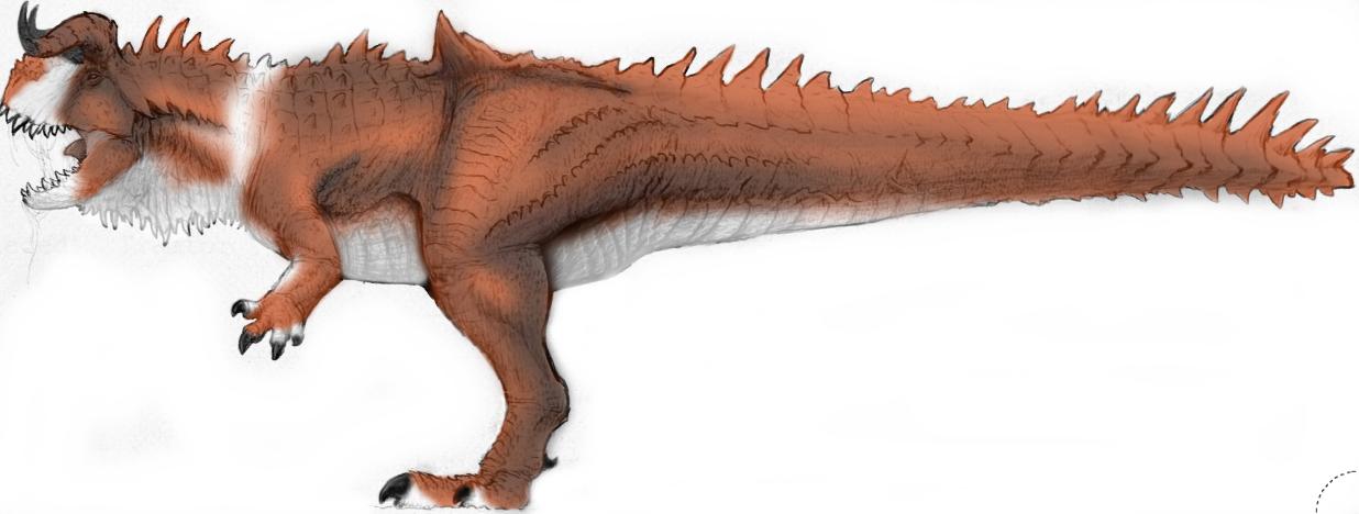 Pit Bull Hyperendocrin Carnosaurus