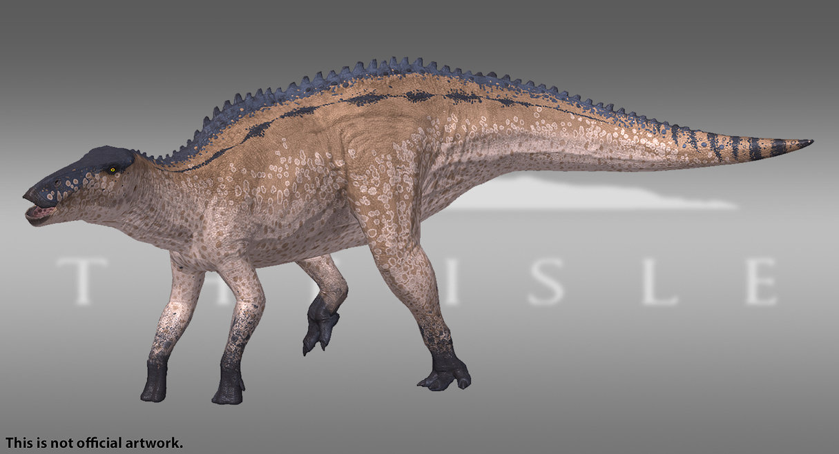 Windswept Shantungosaurus Skin