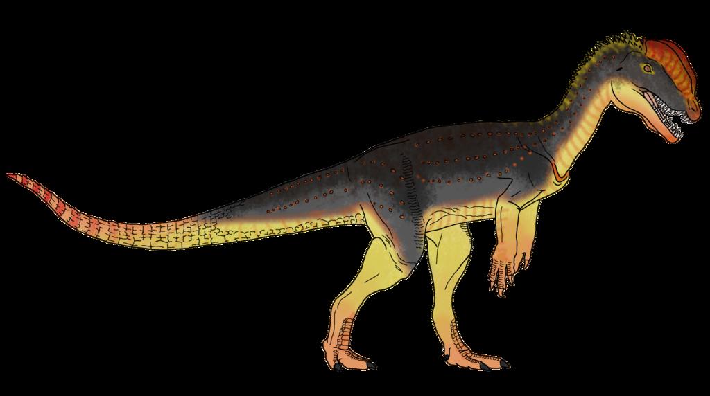 Ashspawn Dilophosaurus Skin