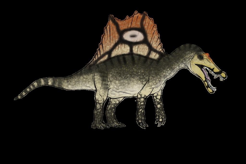 Nile Spinosaurus Skin