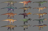 Fanskins created by Paleocolor.