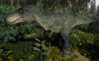 Official Green Sub-Adult Tyrannosaurus Rex Skin