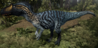 Official Icicle Allosaurus Skin