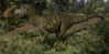 Official Isilian Tiger Allosaurus Skin