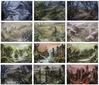 Official Landscapes Concept Art.