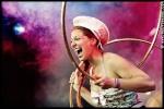 Lila Chupa-Hoops